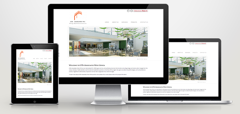 Muntz Designs, Phiadelphia Web Design, LFB Associates WA